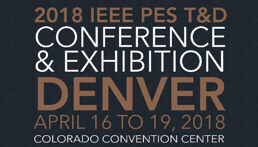 Visit IEEE PES T&D conference and exhibition - Denver, Colorad