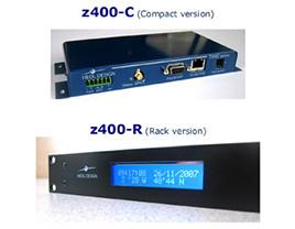 Z400 - Ethernet NTP Time Server