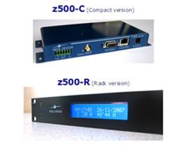 Z500 - Ethernet NTP Time Server